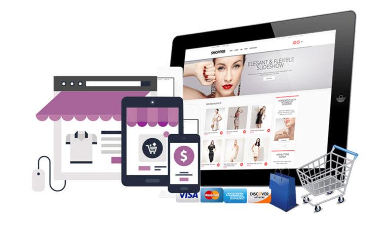 E-Commerce Web Site_1