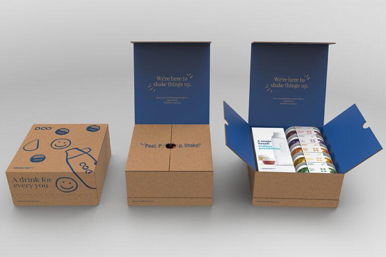 Branding Packaging & Product Design 2