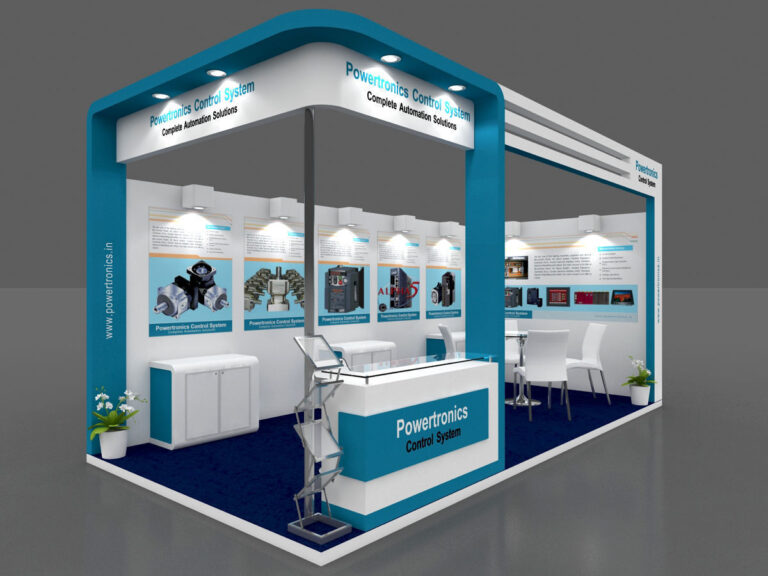 Advertising Exhibition & Stalls 2